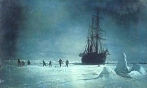 Ernest Shackleton's ship HMS Endurance
