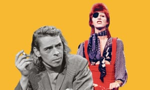 Jacques Brel and David Bowie