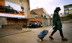 Scenes on the streets of Hackney, London