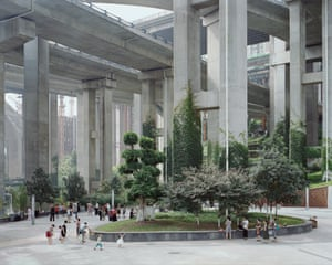 Egongyan Park, Chongqing, China, 2017