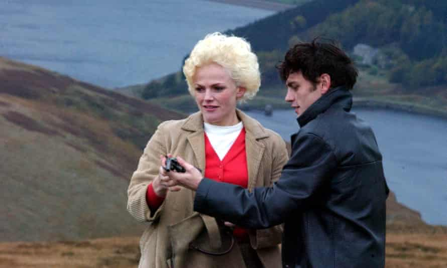 Maxine Peake and Michael McNulty in ITV's See No Evil
