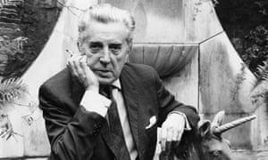 Sir Frederick Ashton in 1970.