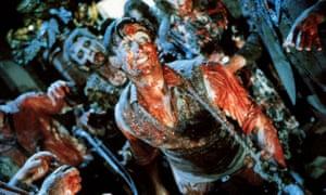 Timothy Balme in Braindead, aka Dead Alive
