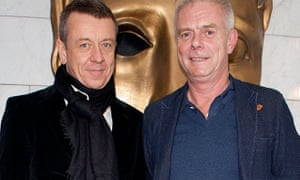 Peter Morgan  and Stephen Daldry