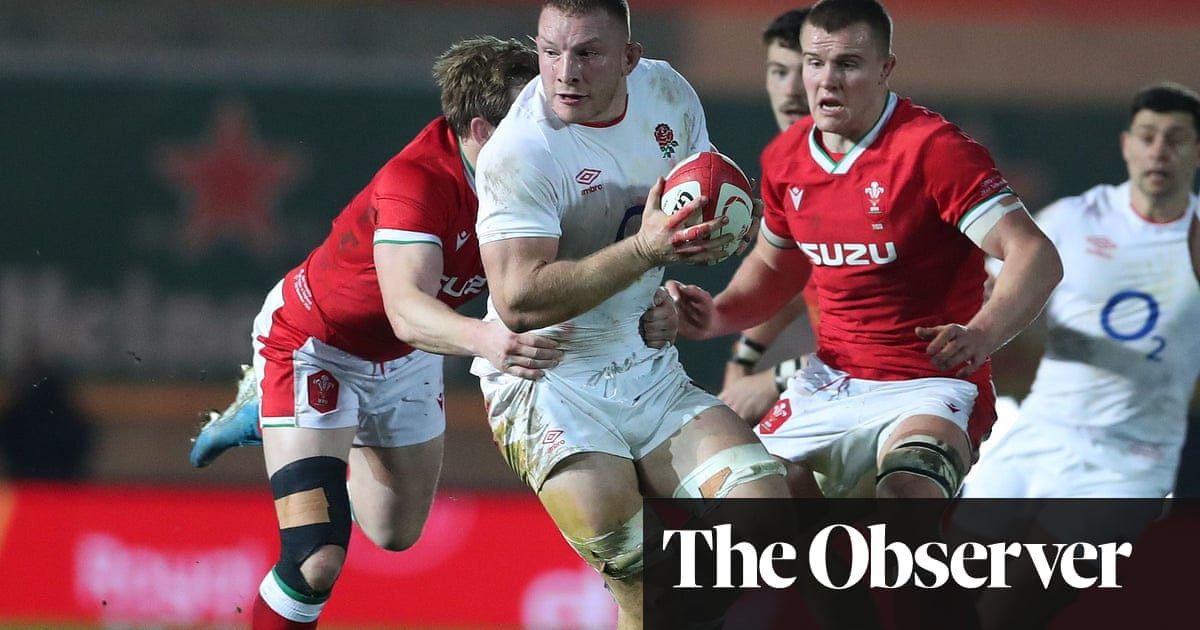 Sam Underhill helps England find a way to pass Welsh examination | Andy Bull