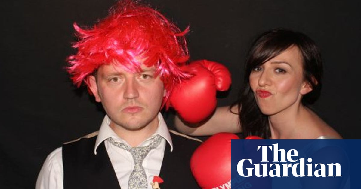 How we met: 'She gave me strong signs that she wasn't looking for romance'