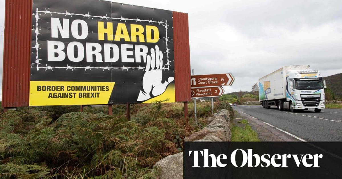 Border talk stirs up bad memories in Northern Ireland