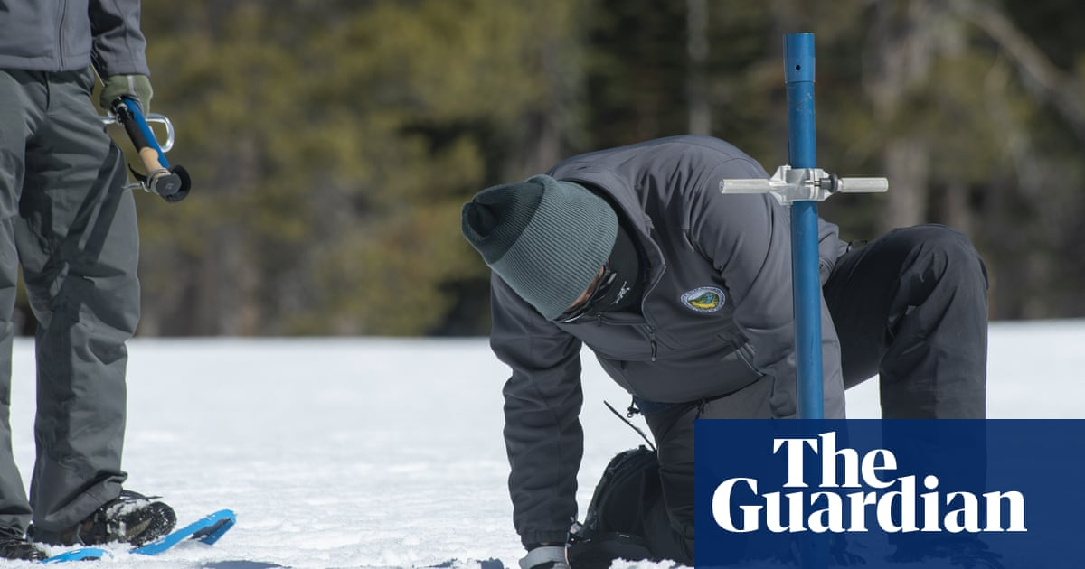 California's snowpack signals another dry year, prompting calls to save water