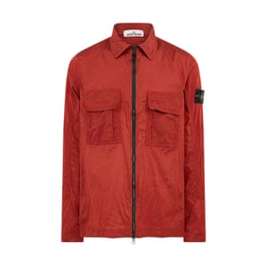 Brick red, £330