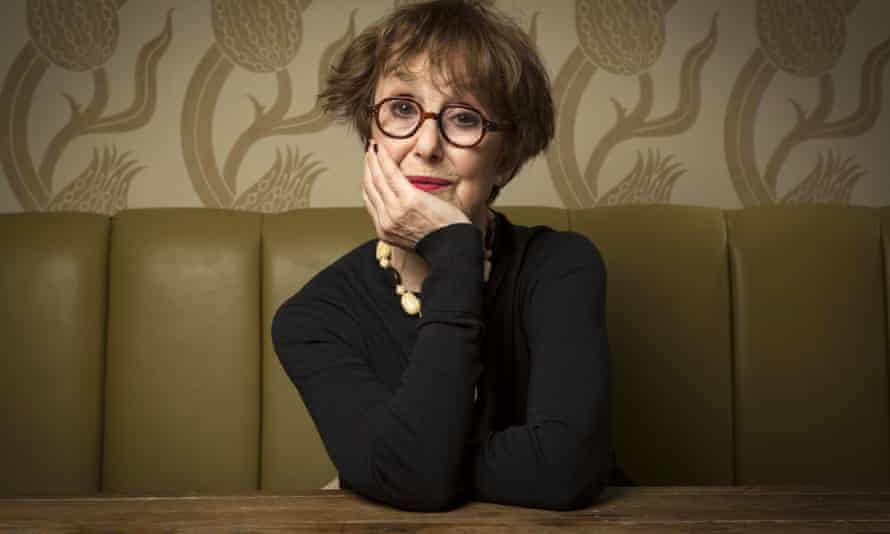 Una Stubbs, featured here in 2013 in Who Do You Think You Are?