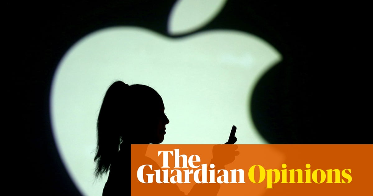 Apple's $90bn share buy-back is a reminder of US tech giants' domination