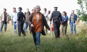 Sarah Lancashire as Miriam, the social worker under fire after an inter-racial adoption goes wrong, in Kiri.
