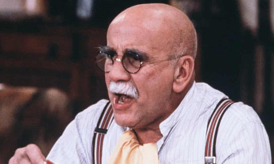 You can turn your parent, pretty much, into Alf Garnett.