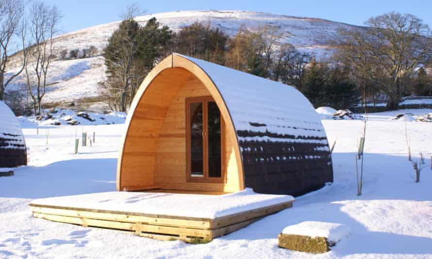 The Quiet Site in Cumbria