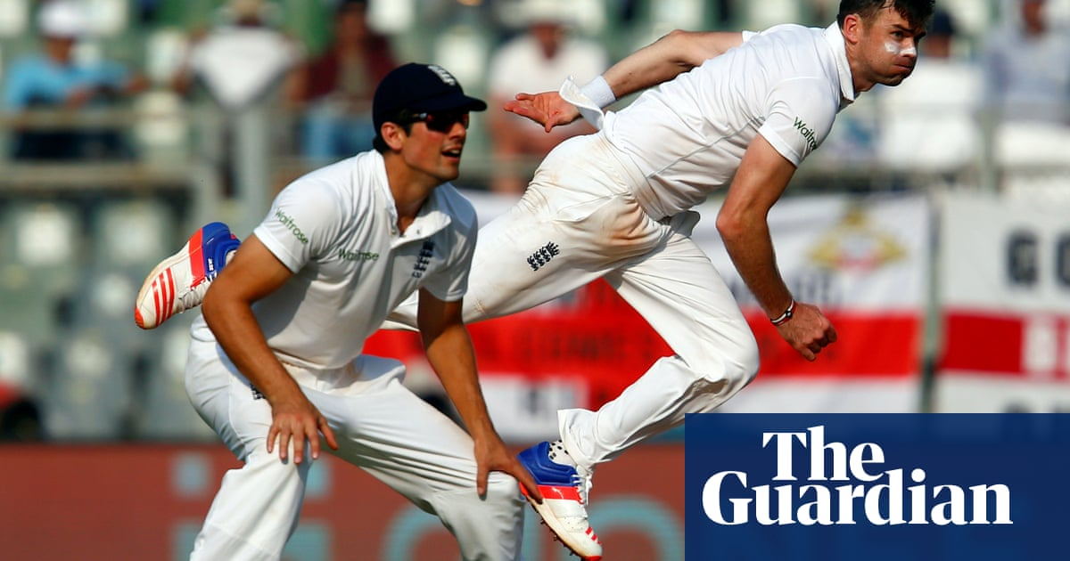 The Spin's Test team of the decade, from Cook to Anderson via Kohli | Andy Bull