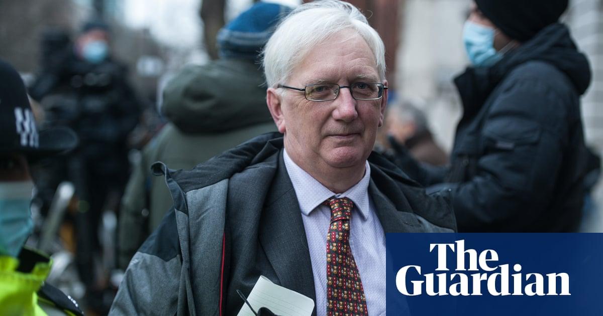 Former ambassador jailed for Alex Salmond case blogposts