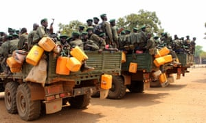 Amnesty International said South Sudanese army soldiers were responsible for the massacre.