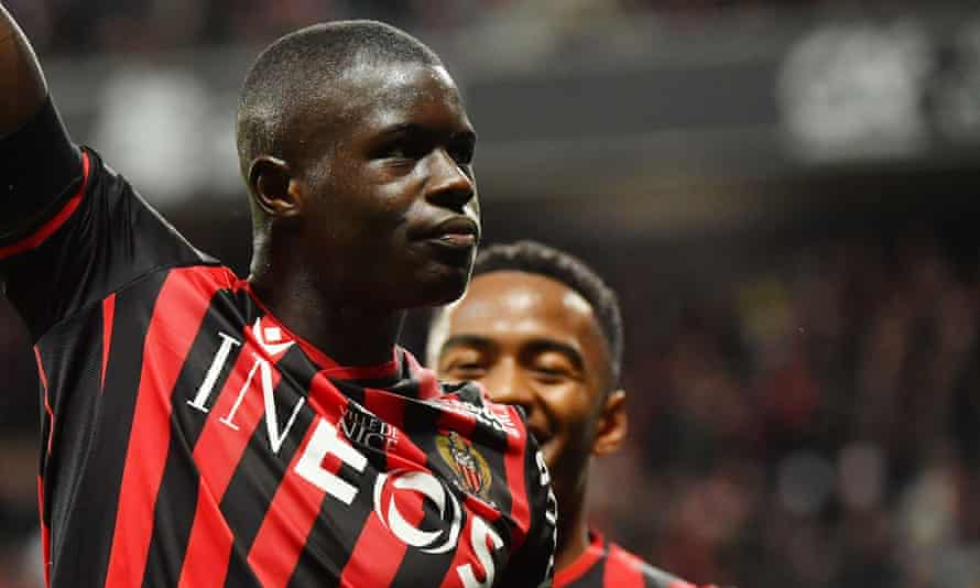 Malang Sarr made 20 appearances for Patrick Vieira's Nice last season but left this summer after failing to agree a new contract.