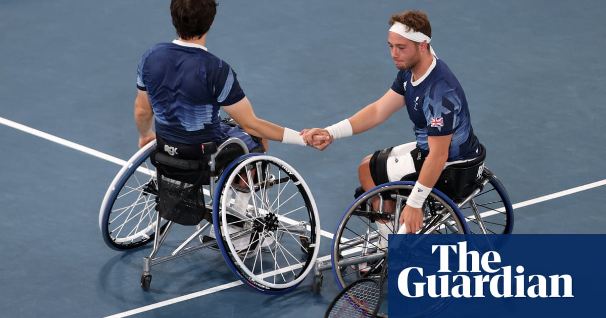 'We both wanted it so badly': Hewett and Reid see tennis gold slip away again