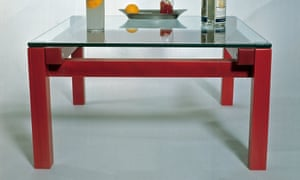 Table talk: John Makepeace's breakthrough table design, sold at Heal's for £6.