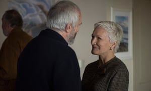 Jonathan Pryce and Glenn Close in The Wife
