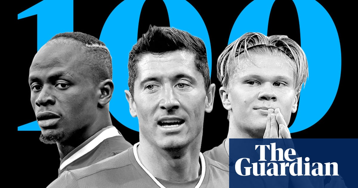 The 100 best male footballers in the world 2020