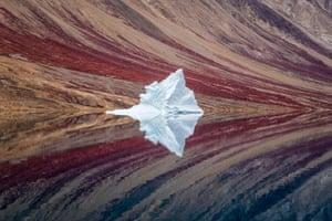 Landscape, Craig McGowan (Australia) for Ice Reflections