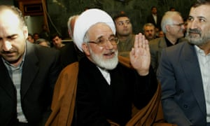Mehdi Karroubi claims Iranian authorities used 'thugs' to attack political critics, embassies and cultural centres.