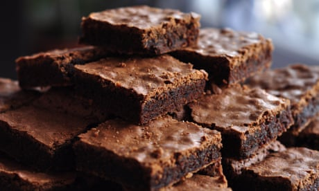 How to eat: chocolate brownies