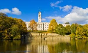 Nottingham University.