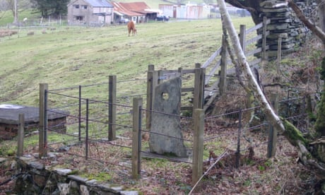 Country diary: landmarks of the Mabinogion