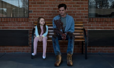A still from The Haunting of Hill House