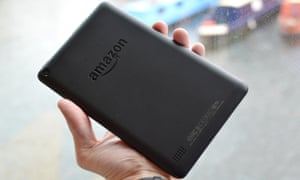 Amazon Fire tablet review 2015