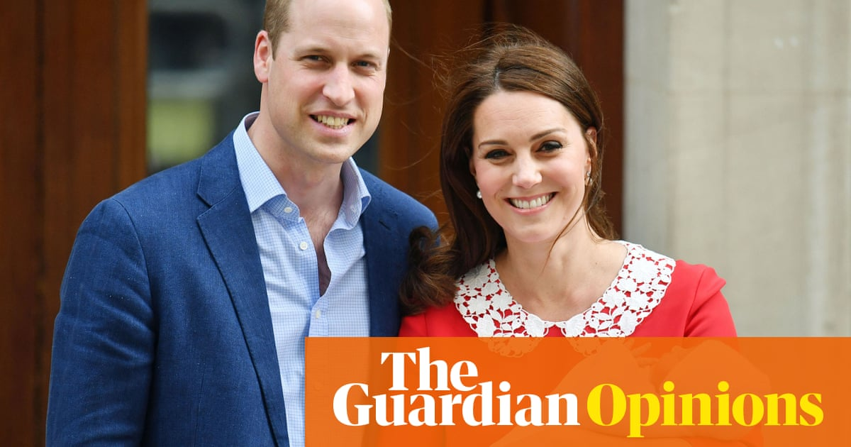 How dare Kate Middleton look great just after giving birth! | Barbara Ellen