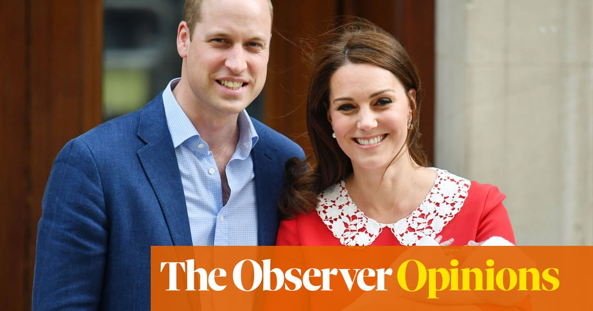 How dare Kate Middleton look great just after giving birth