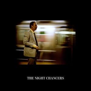 Baxter Dury: The Night Chancers album art work
