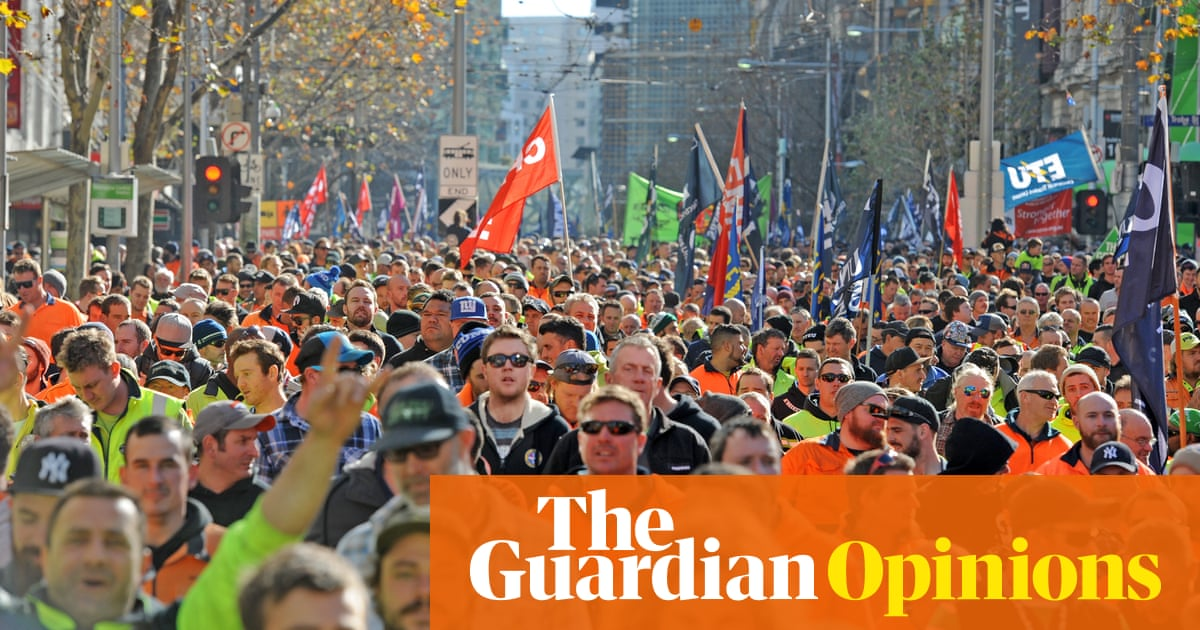 The time is ripe for a more activist approach to industrial relations | Greg Jericho
