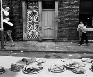 Royal Wedding Celebration, North Shields, Tyneside, 1981