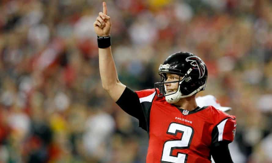Will the sports fan upstairs help the Falcons' Matt Ryan?