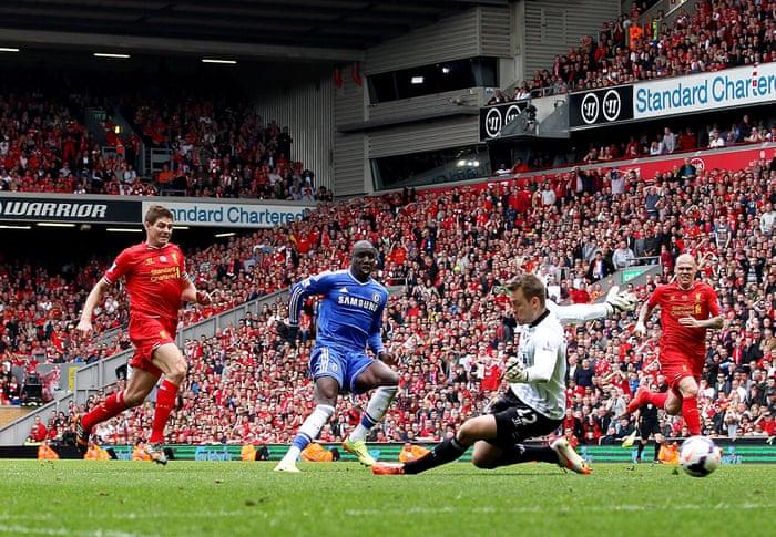 6b198c1f6 Liverpool hope to banish memory of Gerrard slip as Chelsea visit again