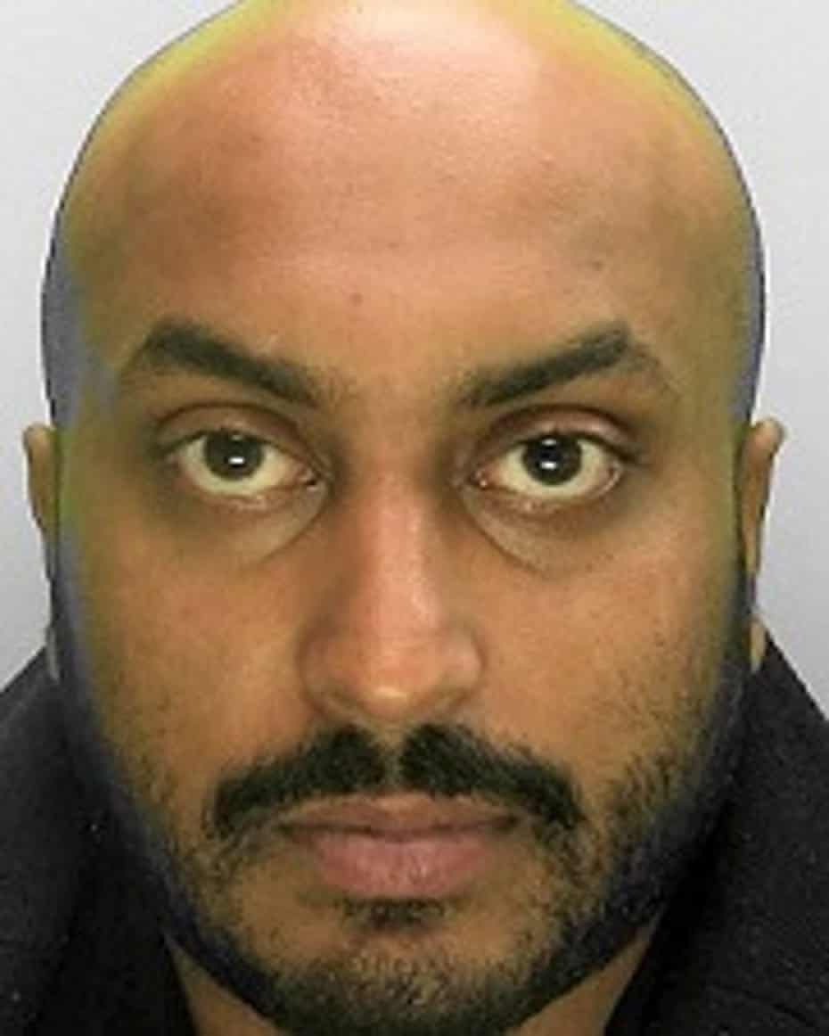 Rashidul Islam panicked that he would miss the flight while he was in a cab crawling through London city traffic