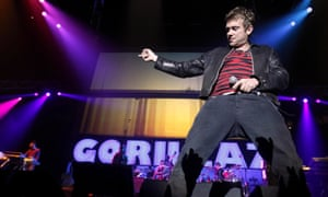 Damon Albarn and the Gorillaz, is at Dreamland on 10 June.
