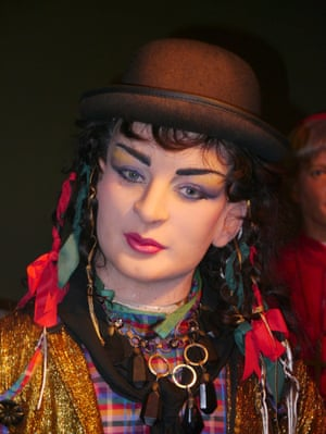 Boy George Louis Tussauds House of Wax Museum, Great Yarmouth