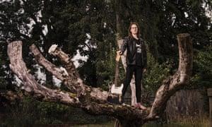 Musician Steven Wilson.