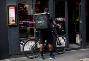 UK's appetite for gourmet takeaway fuels restaurant delivery boom