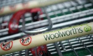 woolworths trolleys