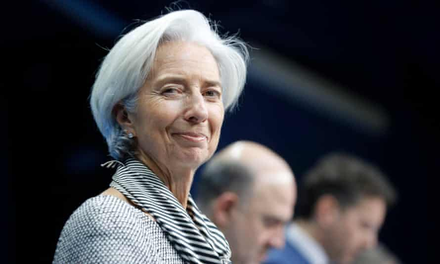 International Monetary Fund managing director Christine Lagarde has spoken about the need for countries to increase the female labour supply.