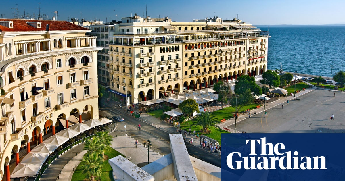 Thessaloniki in the spotlight: 100 years after a fire destroyed the