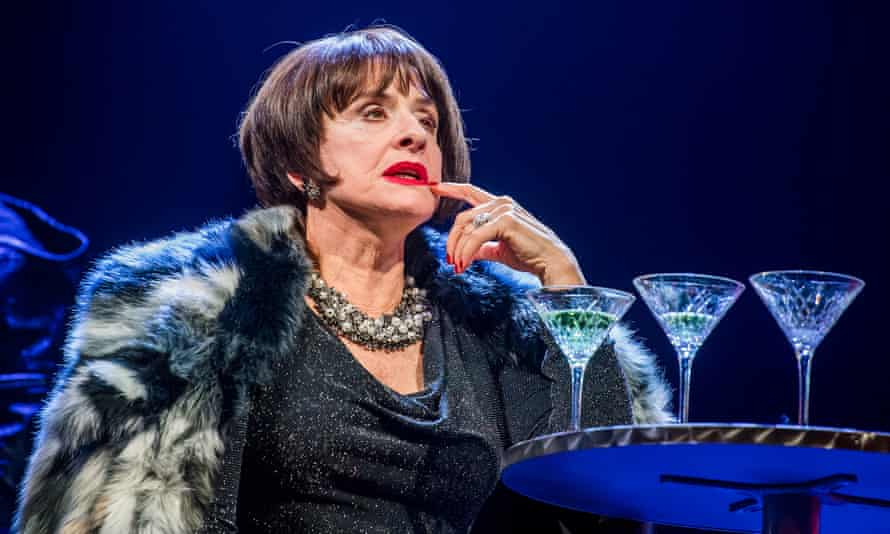 Pattie Lupone in Company