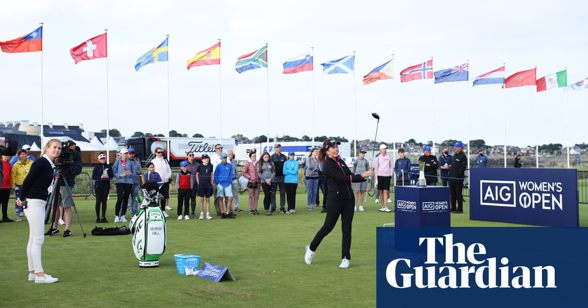 'A lot more to do' for R&A in mission to get more women and girls playing golf